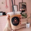 Strawberry Latte ($7)