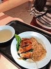 Soya Chicken Noodles ($4)