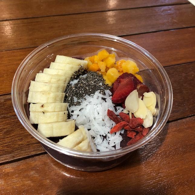 Medium Acai Bowl ($3.95 w Burpple)