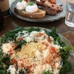 Sautéed Kale And Egg White Scramble