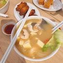 Comfort Fish Soup