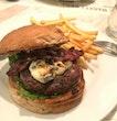 Bleu Cheese Burger $25