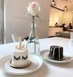 Unicorn Cake And Chocolate Cake