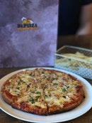 Chili Crab Pizza