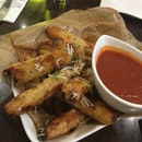 Terrific Turnip fries