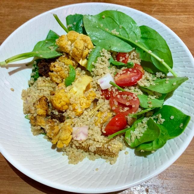 Can-Skip Curry Cauliflower ($10)
