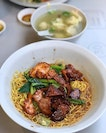 [Serangoon] Still one of my favourite wanton noodles ($5) from Swee Heng and one of the must-orders whenever I'm at Chomp Chomp.
