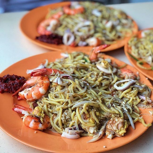 [Geylang] This used to be so good.