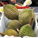 Ah Seng Durian (Ghim Moh Market & Food Centre)