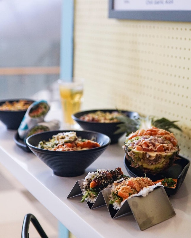 HEALTHY EATS WITH SUSHI RICE