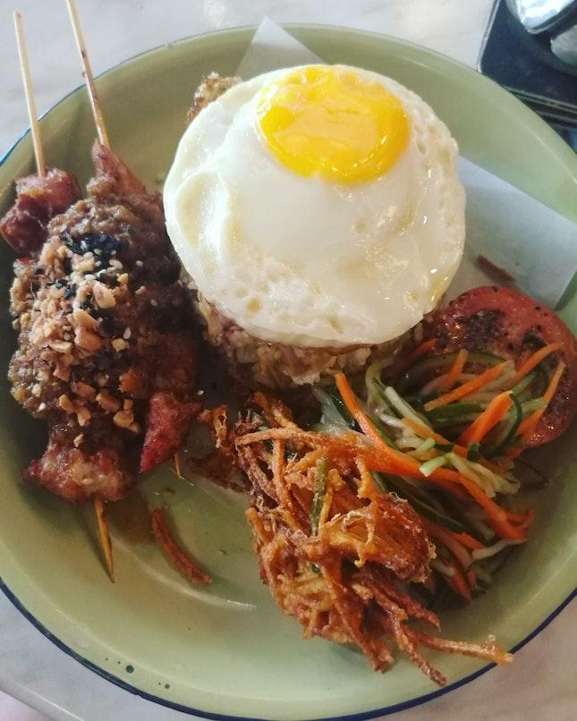 Jonker Street Fried Rice