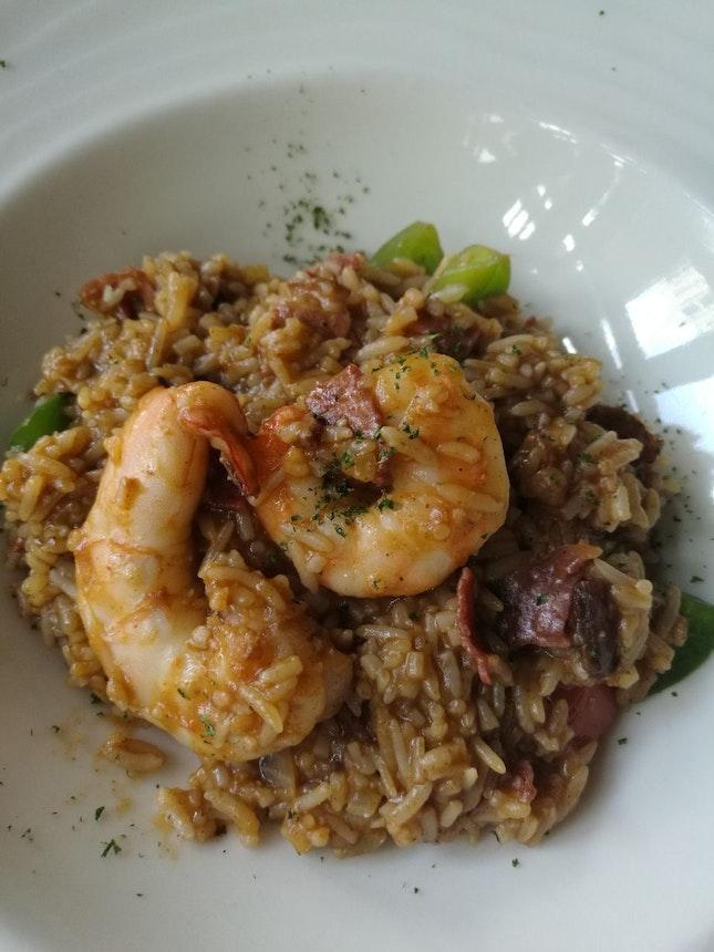 Shrimp Jampalaya