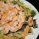 🦐: P3 Salad ($11.90) Why P3?