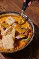 Fish Head Curry ($28)