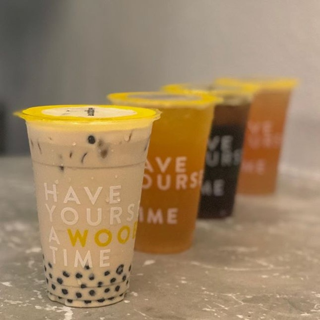💃: Woobbee ($2.20-$5.80) — Good news for all of you who are cooped up in your office at one north area on weekdays!