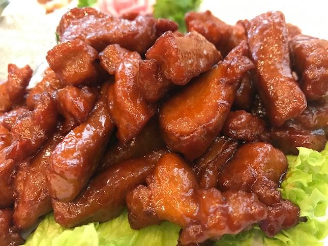 Lean Pork In Ribs Sauce