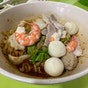 Teochew Fishball Noodle (Golden Mile Food Centre)