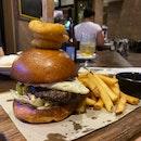 Wild Wild West Burger ($24)