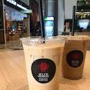 Best preparation for the week ahead 💁🏻☕️ #coffee #nothingbutcoffee #happymonday #sgcafe #sgfood #sgfoodie #foodsg #foodpics #foodporn #foodstagram #latte #cappuccino #mocha #burpple