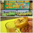 Review on Goreng Pisang, Stall 01-12 ($2 For 4pcs)