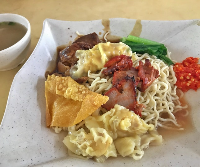 Review on (Signature) Kolo Mee ($4)
