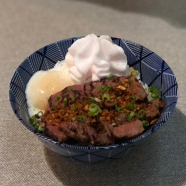 Black Pepper Wagyu Bowl
