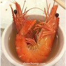 Drunken Prawns In Chinese Wine