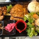 Gyu Katsu + Pork Belly
