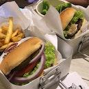 Smoky BBQ & Impossible Burger