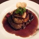 Black Angus With Foie Gras & Breaded Dumpling