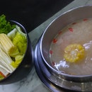 Pork Bone Collagen Soup