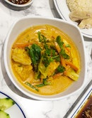 Thai Red Curry Chap Chye