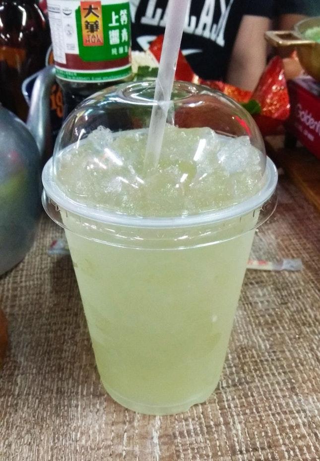 Giant Lemongrass Drink