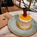 Signature Mango Cake