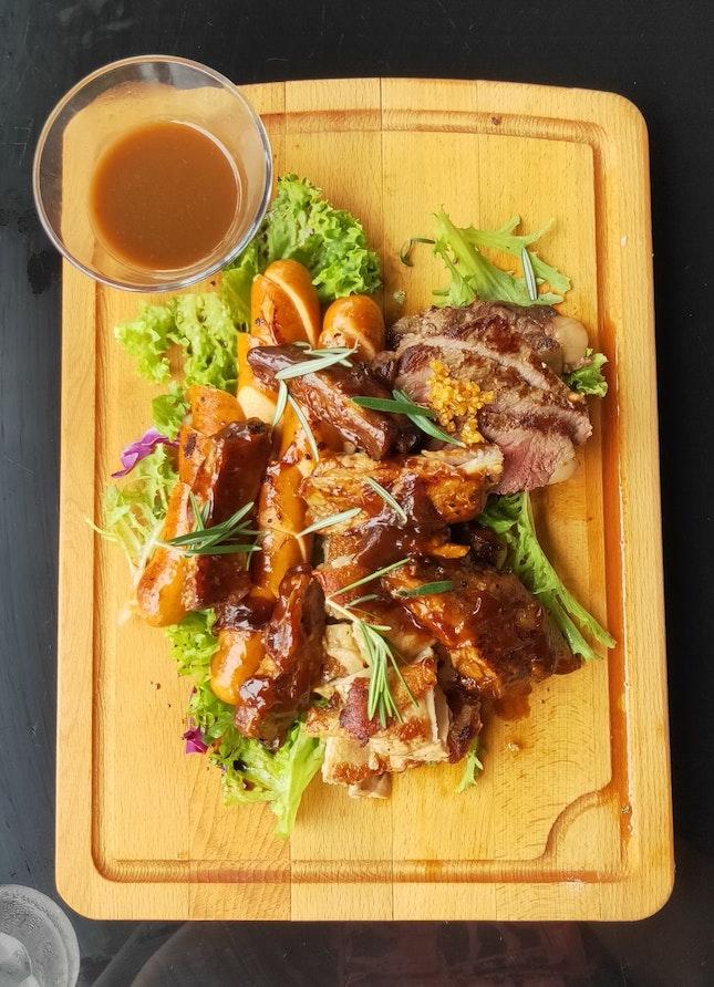 Meat Lover Platter