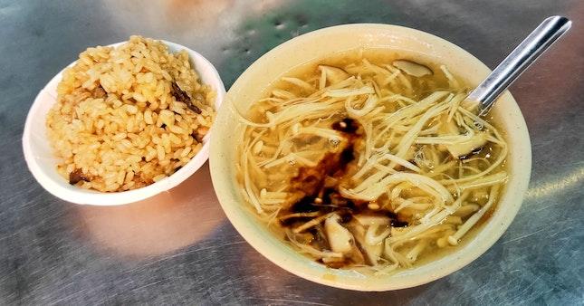 Crab Soup & 油饭