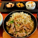 Pork Shogayaki Kobachi Set
