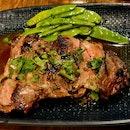 Grilled Australian Lamb Rump