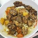 Braised Beef Da Lu Mian