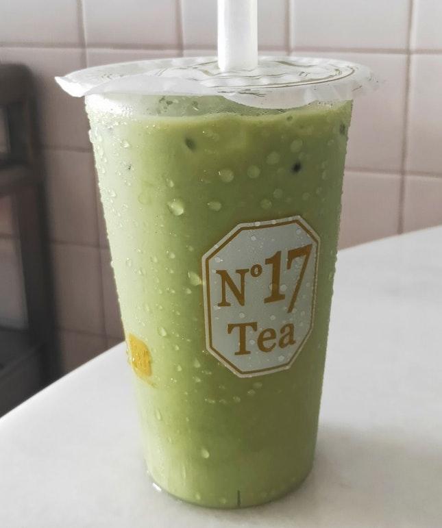 Mighty Uji Matcha Latte