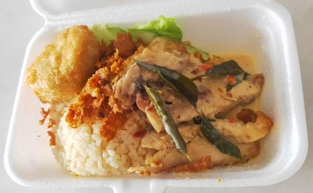 Nasi Ayam Buttermilk