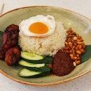 Nyonya Coconut Rice