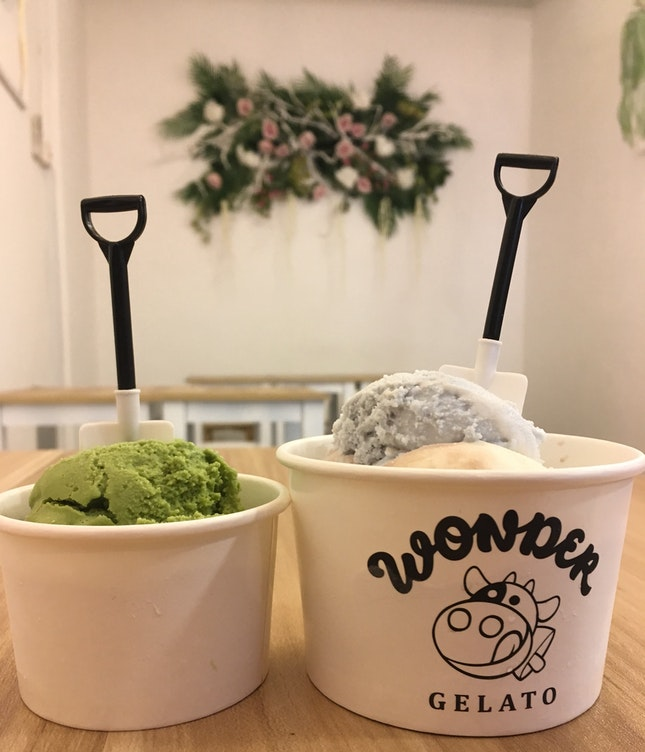 New Ice Cream Spot At Waterloo