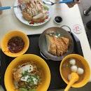 Lao Song Huat Original Botanical Garden Famous Fishball Noodles (Serangoon Garden Market)