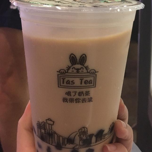 真好喝-pearl Milk Tea $2.80