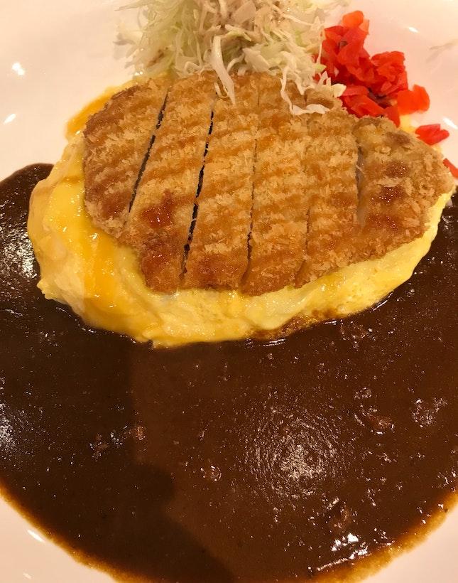 Curry Pork Katsu