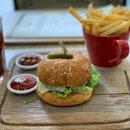 Grub Original Cheese Burger