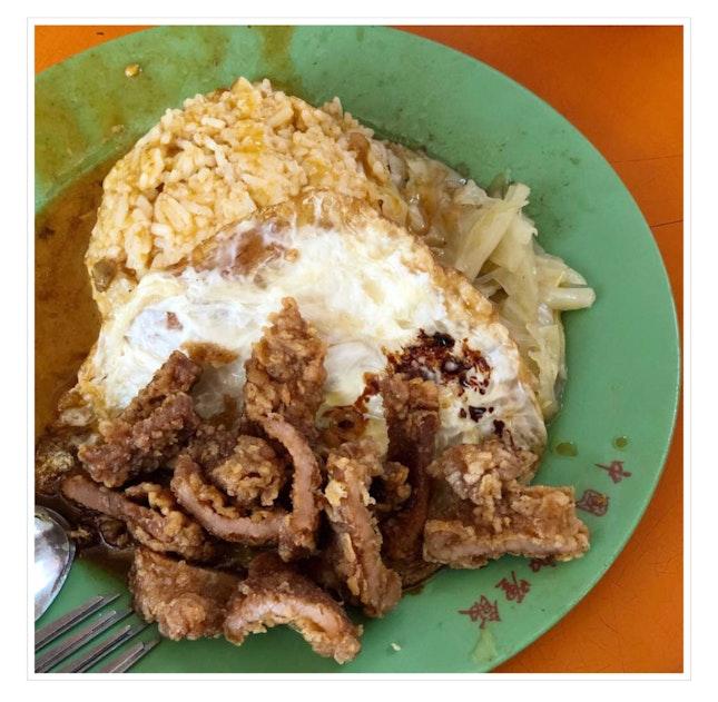 Hainanese Curry Rice #01-68