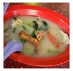 Fish soup 鱼粥鱼汤海鲜汤