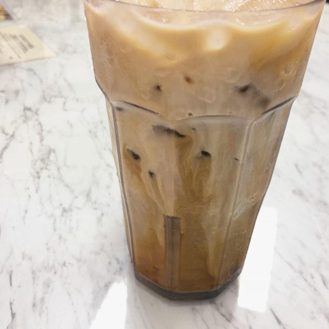 Iced yuan yang